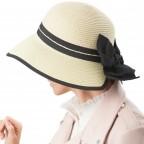 Chapeau MORGANE Gris perle de MM Paris, Créateur de Turbans