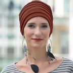 Turban basic d'hiver pour femme, LOLA doublé Fibre de bambou MM Paris