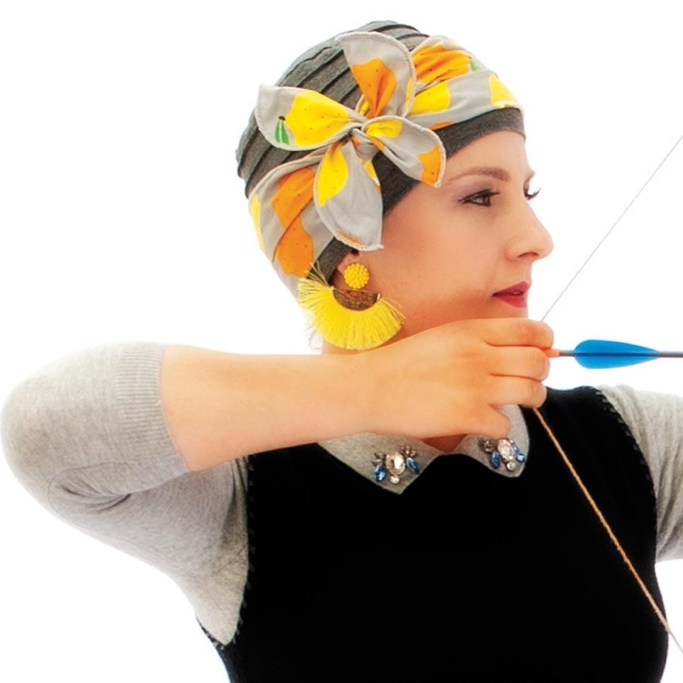 Bandaux Femme Twist MM PARIS