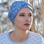 Turban Femme Diana Denim - Bonnet Jean's Femme