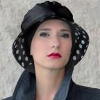 Chapeau de pluie REINETTE Noir
