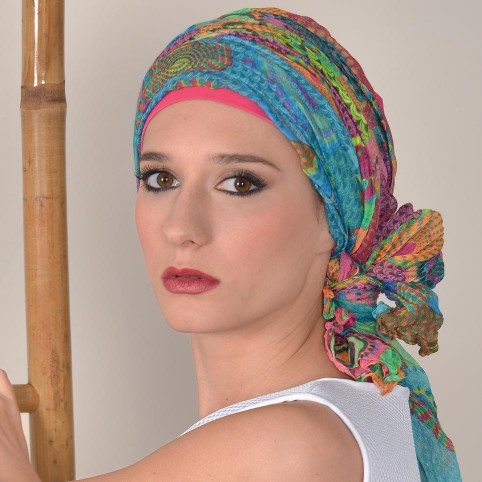 Foulards Femme Hippie