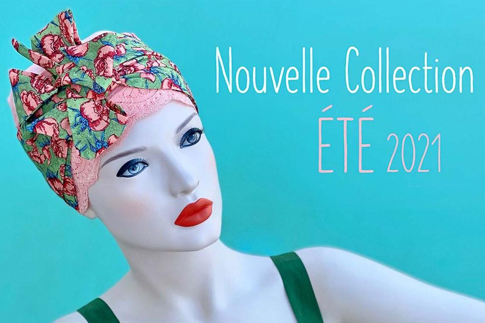 Turbans Mm Paris Nouvelle Collection été 2021